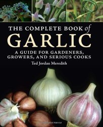 Best garlic books